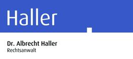 RA MMag. Dr. Albrecht Haller